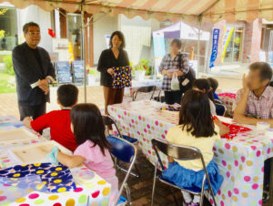 小学生のための職業体験セミナー
